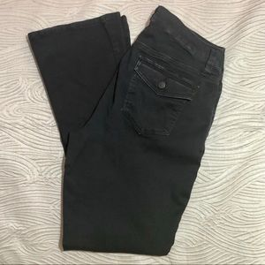 Torrid Black Denim Jeans Sz 12